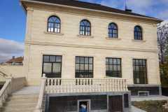 деревянные окна - общий вид