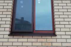 двухстворчатое деревянное окно